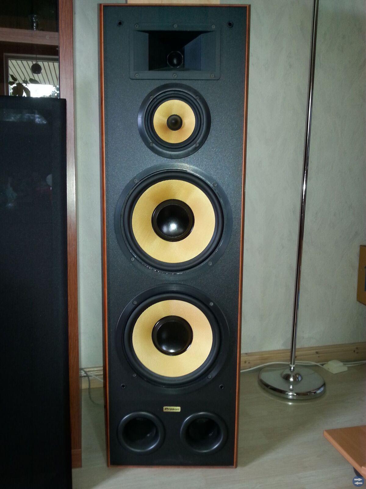 Proson högtalare