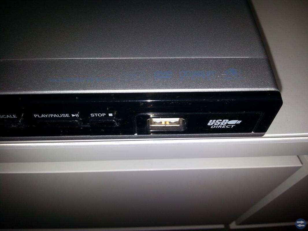 DVD-spelare
