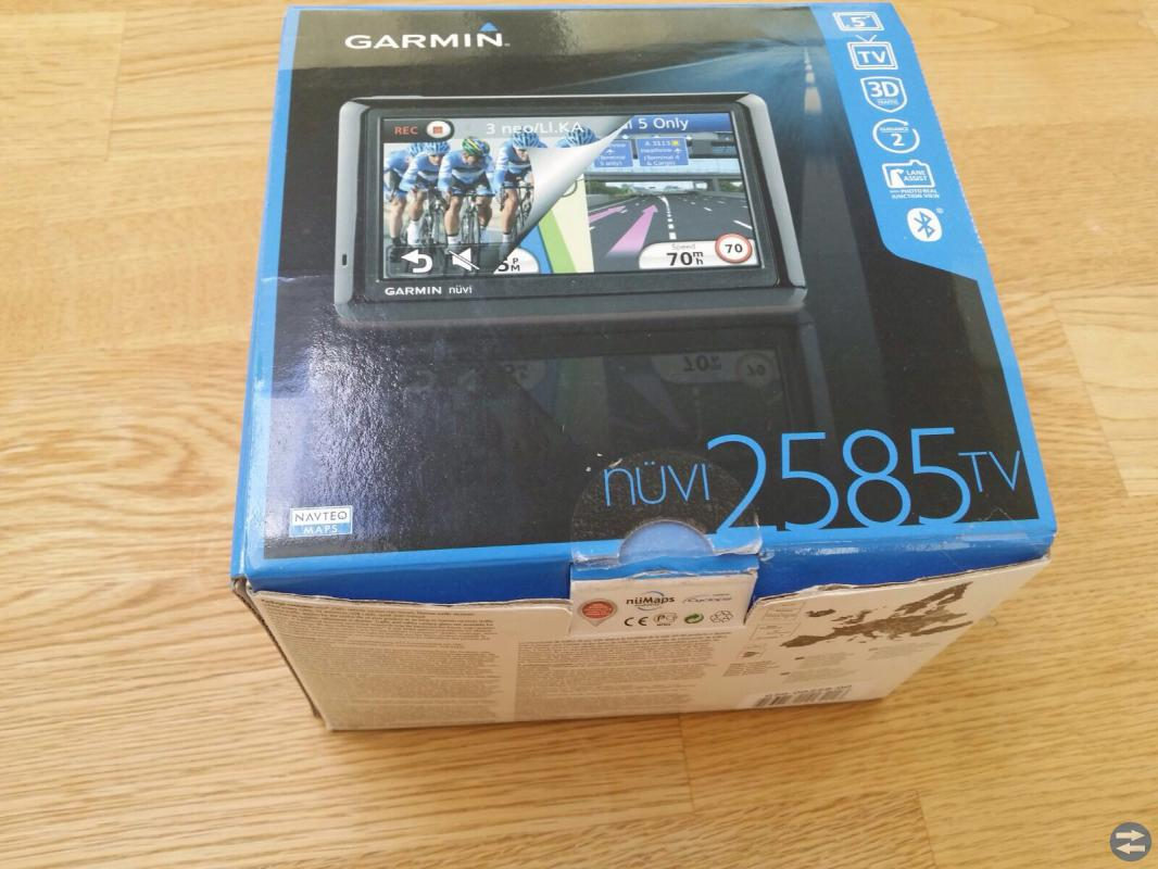 Garmin Nuvi 2585TV (Europa)