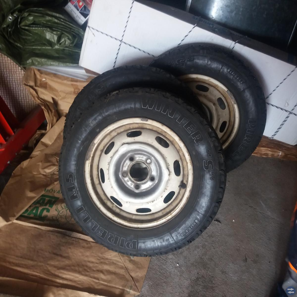 Pirelli vinterdäck