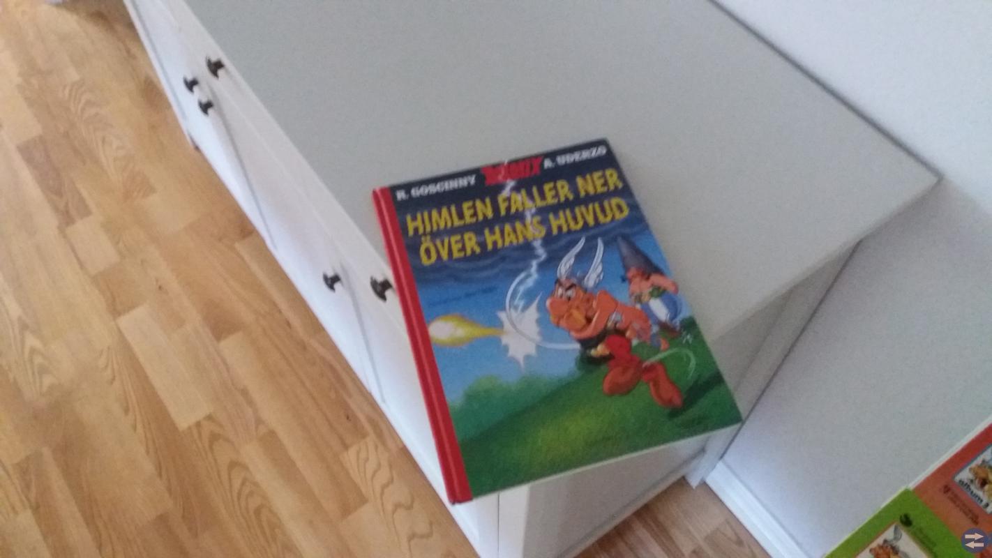 Asterix seriealbum