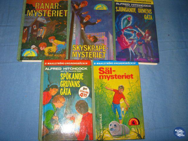40 Wahlströms Böcker