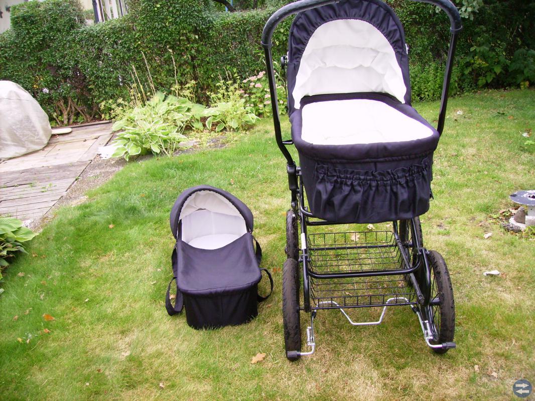 2st barnvagnar