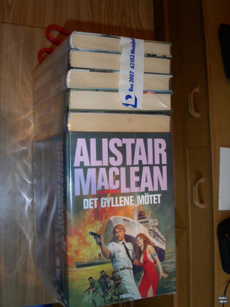 Alistair Maclean
