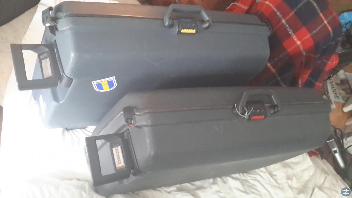 2st resväskor samsonite