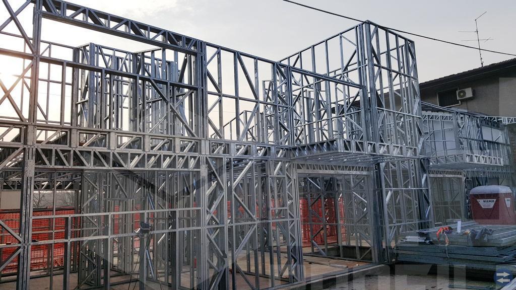 Light Steel Frame         Framecad System Solution