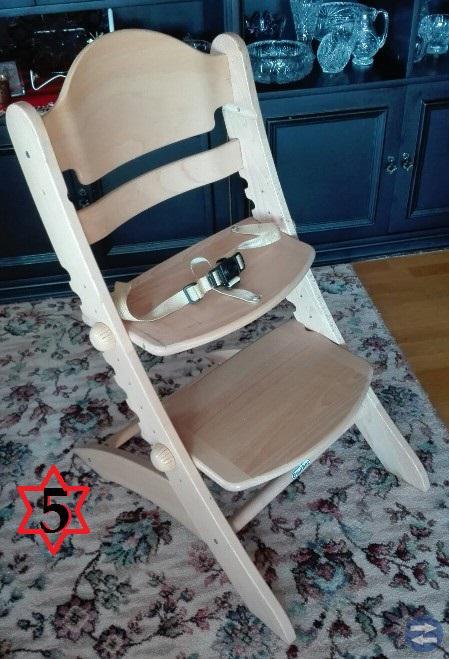 Tripp-Trapp och andra stolar