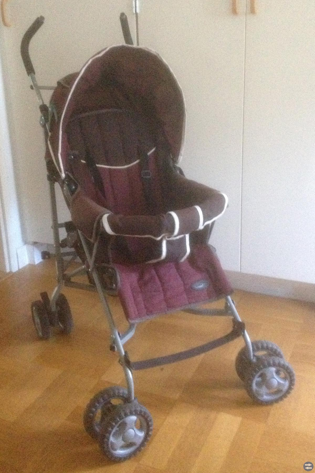 Barnvagn Brio/Carena Sittvagn