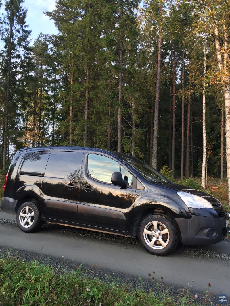 Citroën Berlingo 1,6Hdi L2