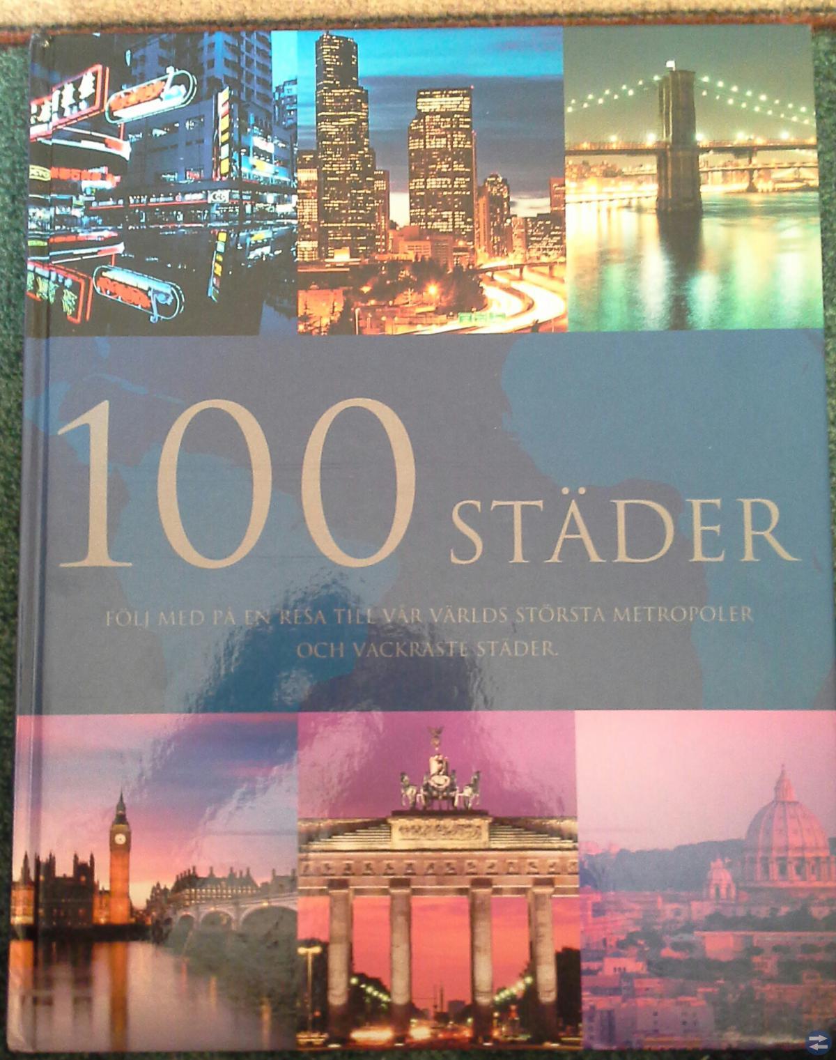 100 städer ( fin bok )