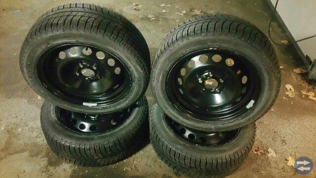 Vinterdäck Michelin V-70