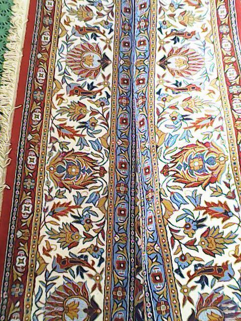 Vardagsrum matta, mått 300.400 cm