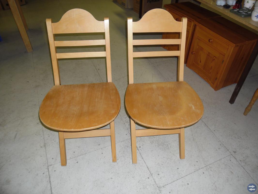Stolar och soffbord