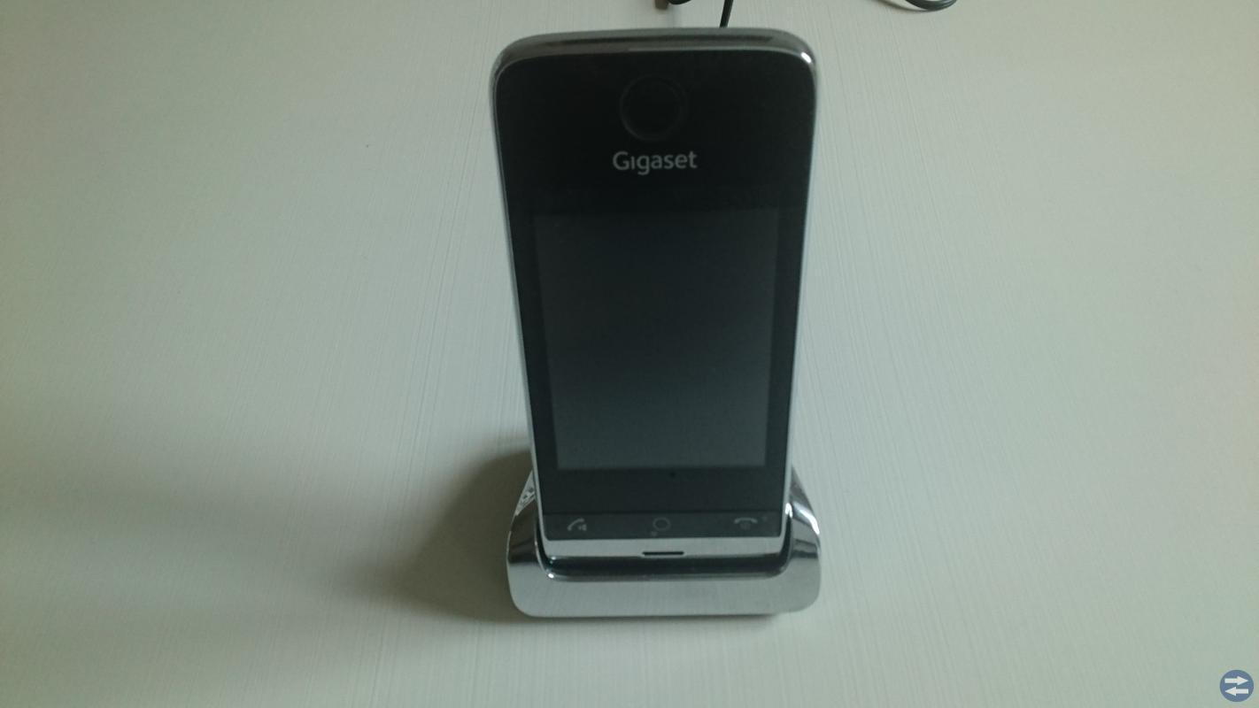 Gigaset SL910 - trådlös telefon