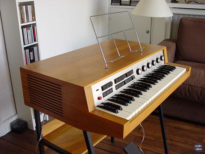 Philips Philicorda Orgel KÖPES