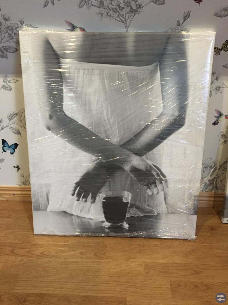 Foto canvas Premium satin