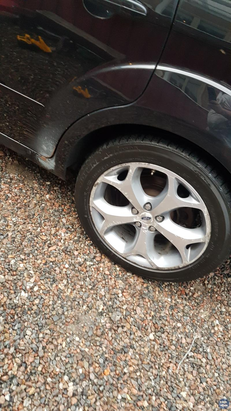 Ford s-max 7sits automat diesel