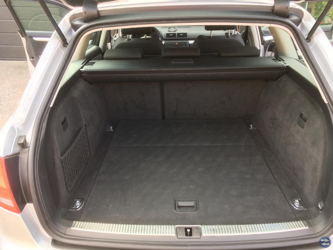 Audi A4 Avant 2.7 TDI -06