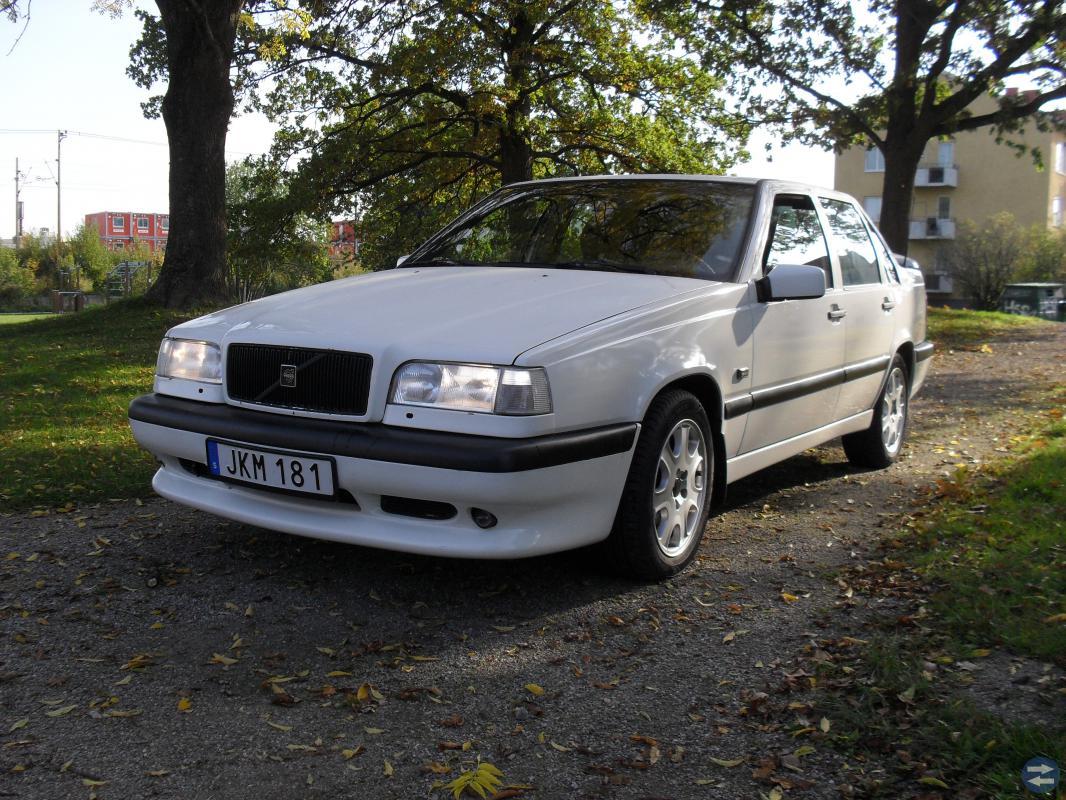 Fin Volvo 850