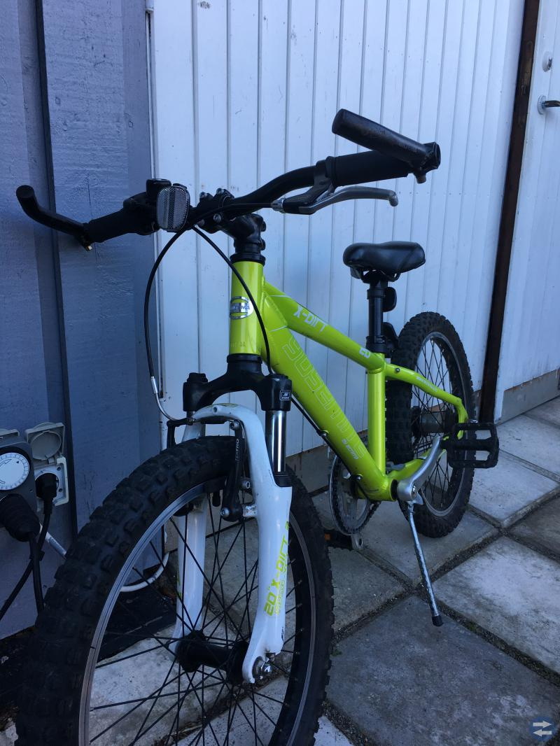 Tuff mountainbike 20""