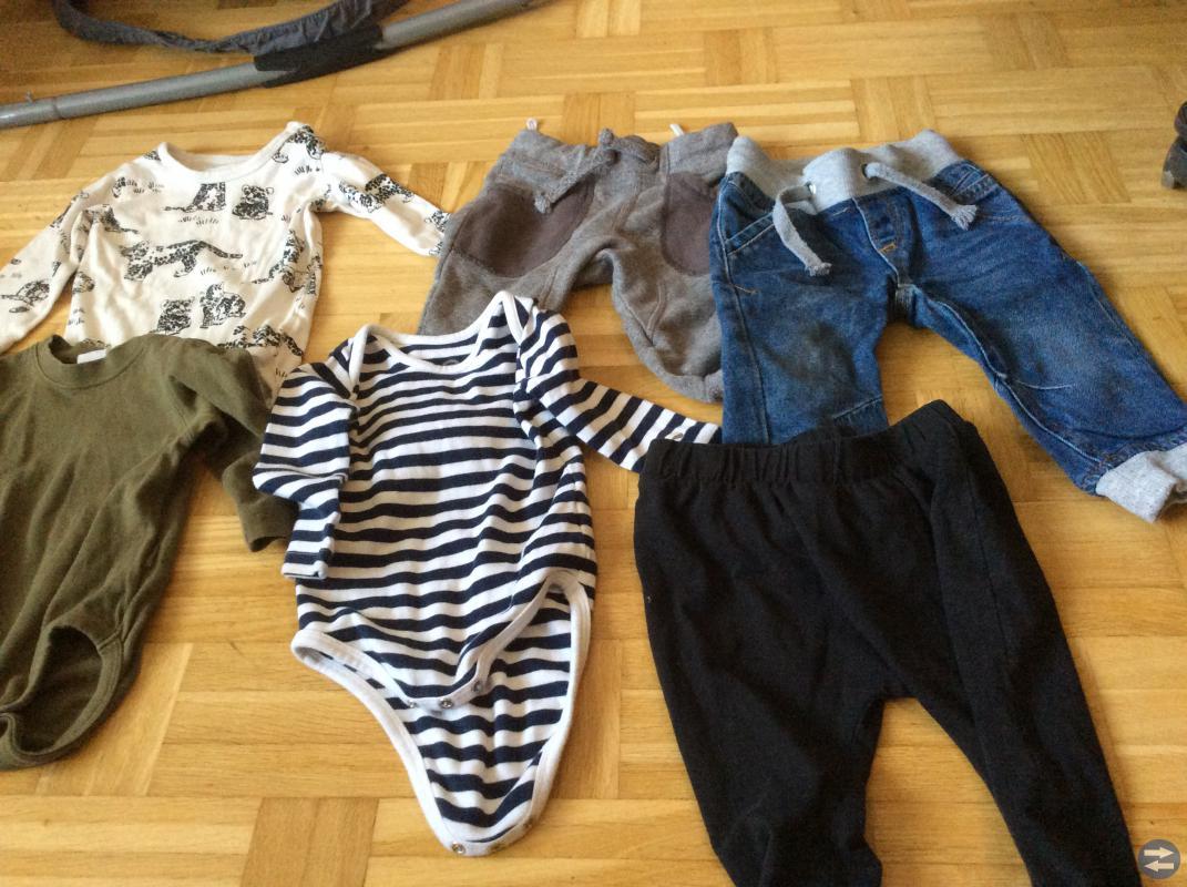 Barnkläder