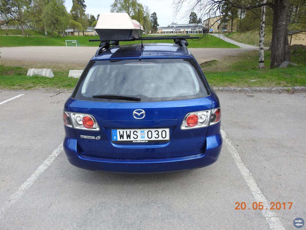 Mazda 6 2,0 EXCULUS