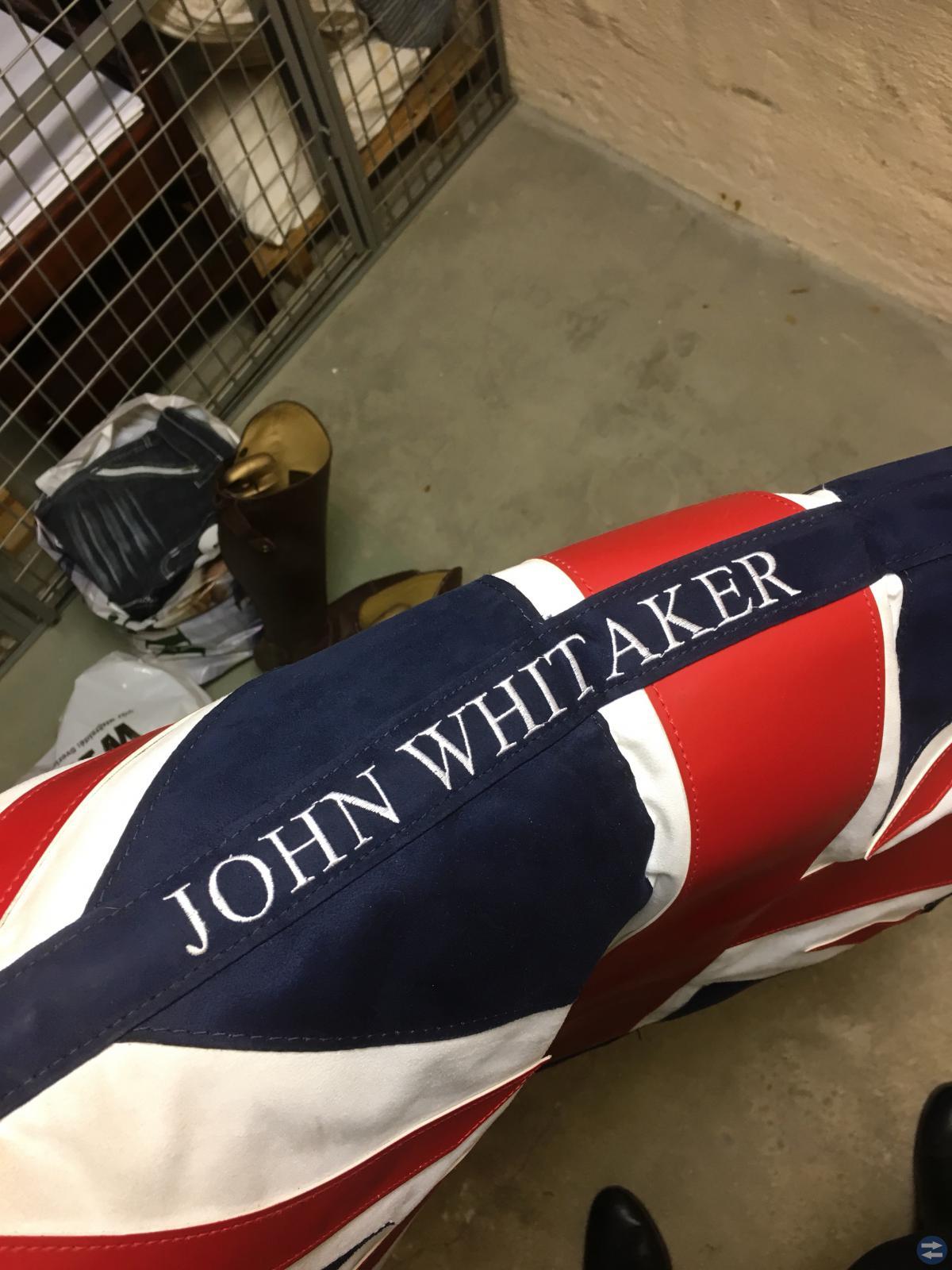 John Whitaker schabrak