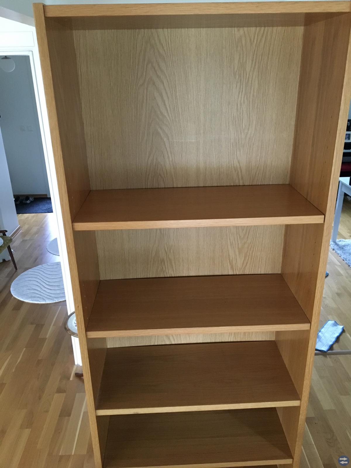 Ikea Billy bokhylla