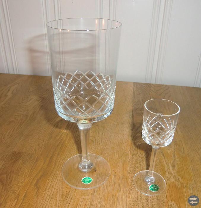 Vin & snaps/likörglas