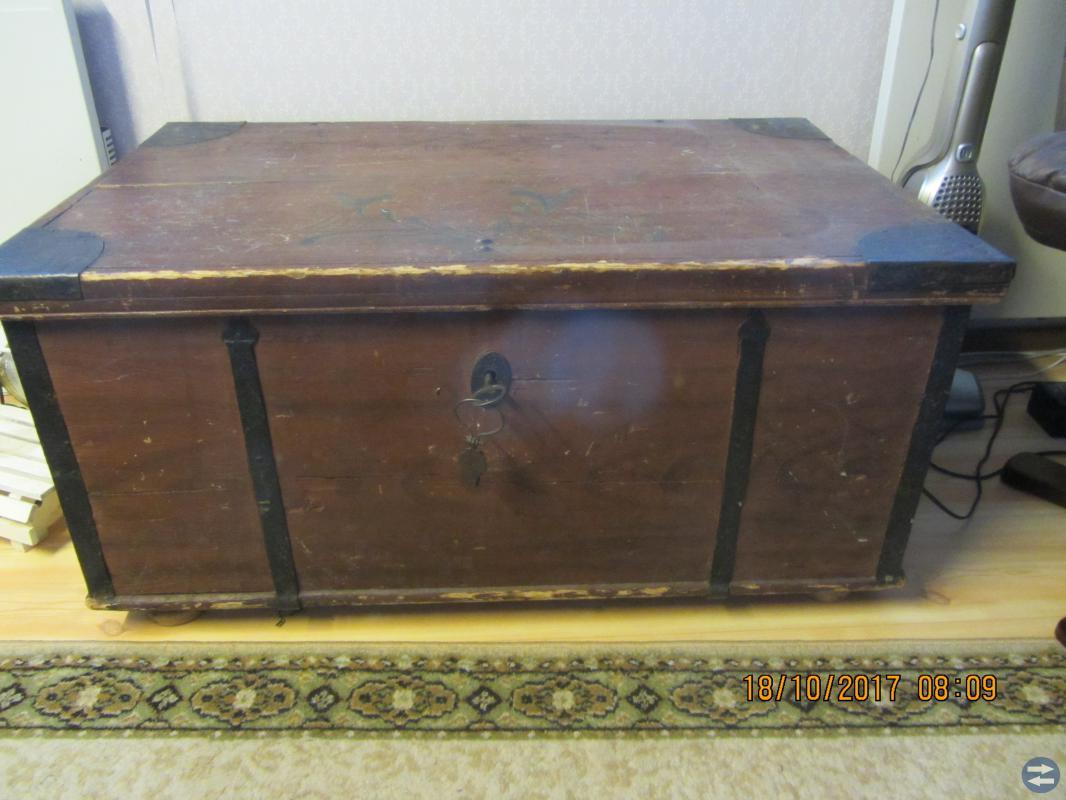 Kista från 1846
