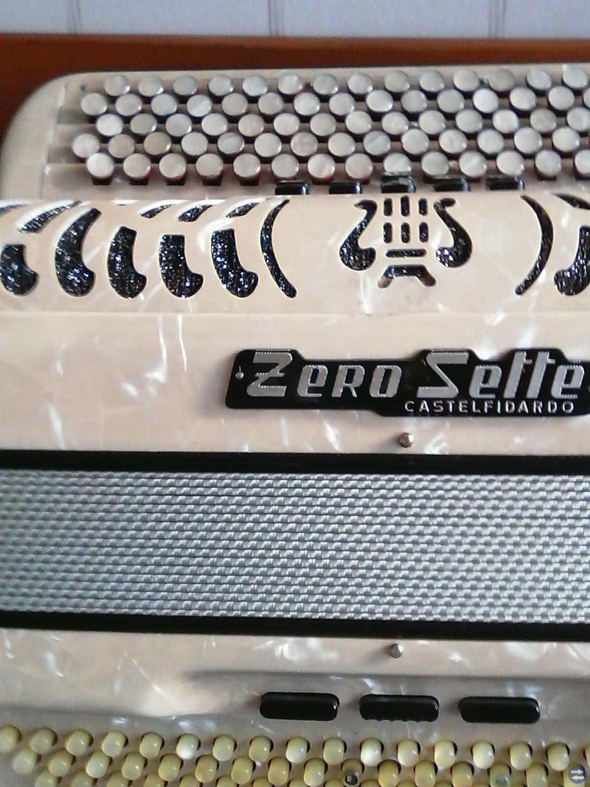 Trekörigt Dragspel Zero Sette modell 2350