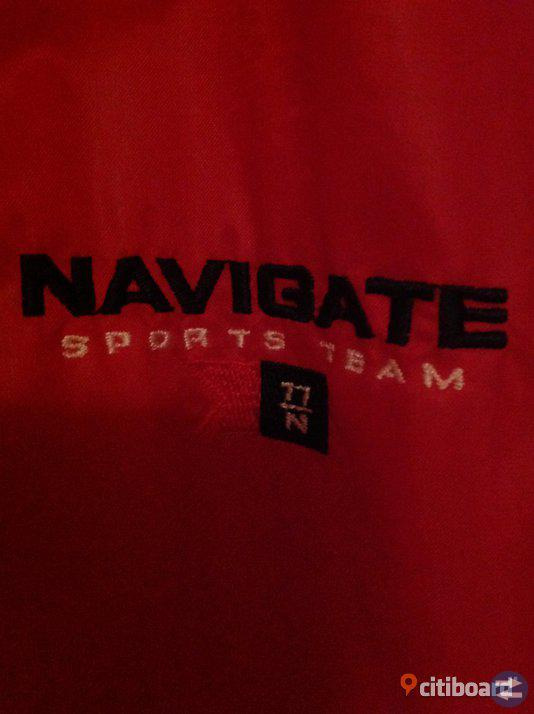 Vinterjacka - HELT NY - Navigate Jacka Sports Team