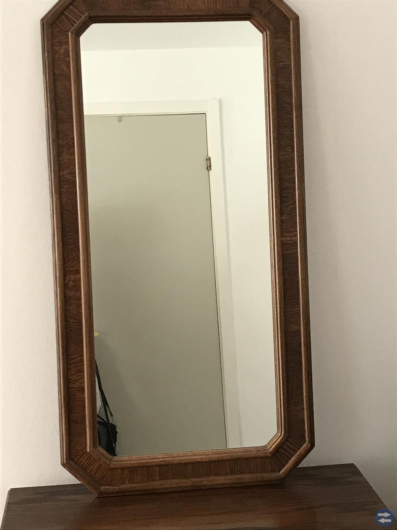 Byrå+spegel
