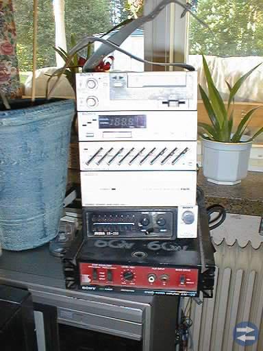 PIONEER R800 400w Högtalare   STEREO