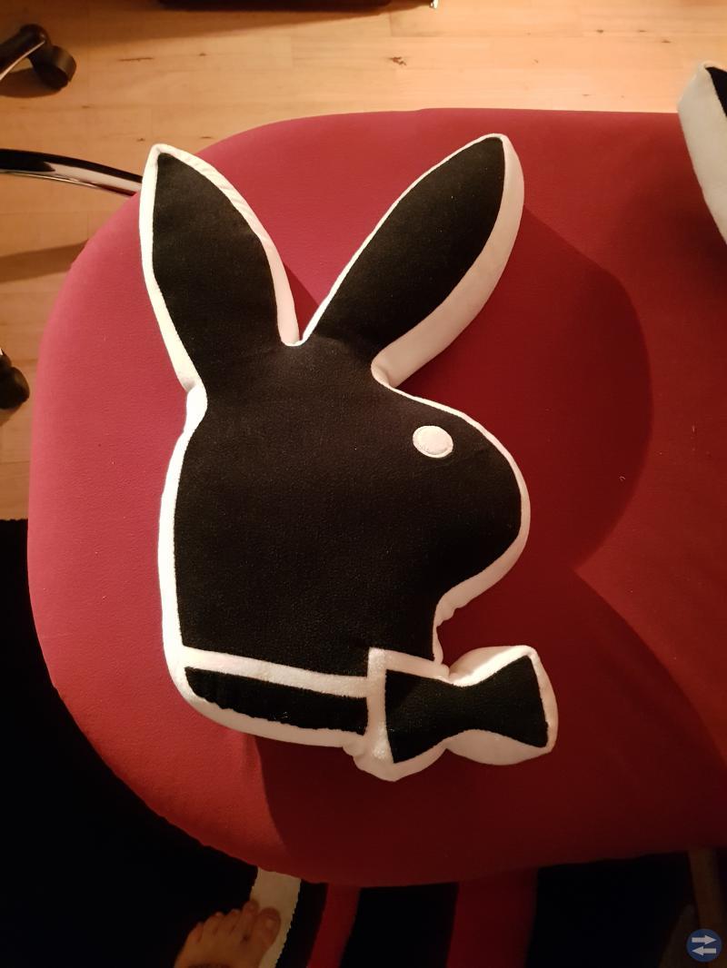 Playboy Bunny Kudde