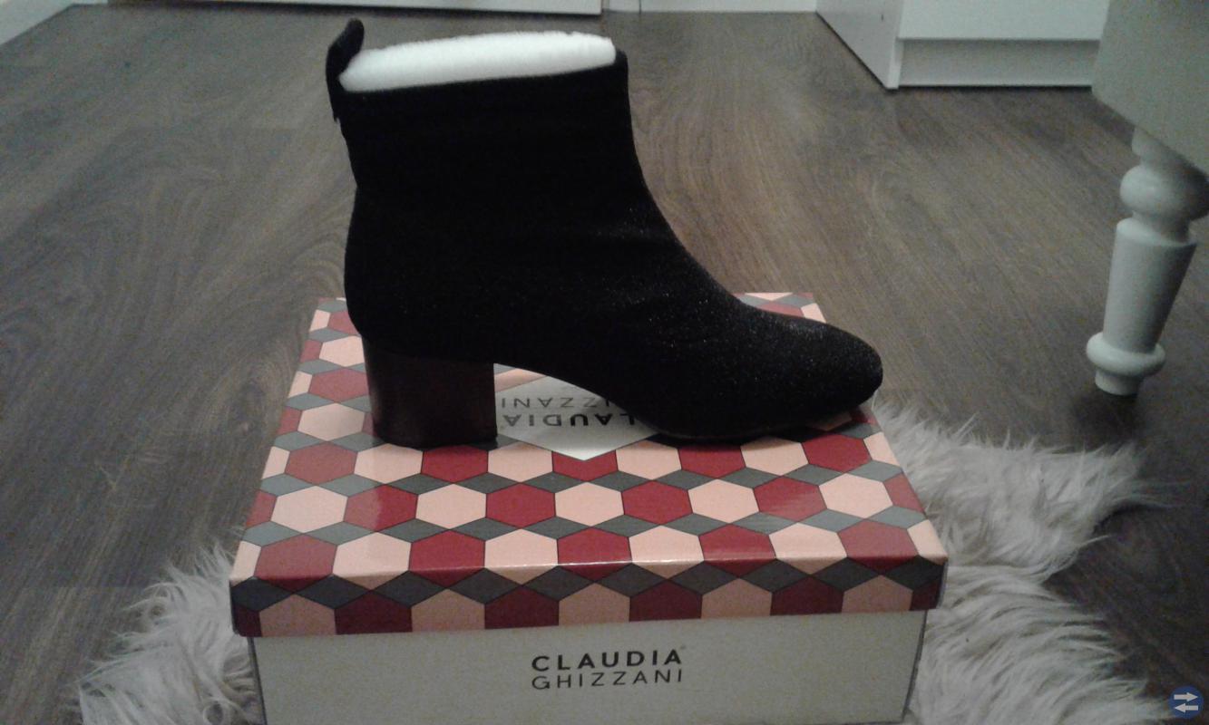 Glittriga boots stl 39