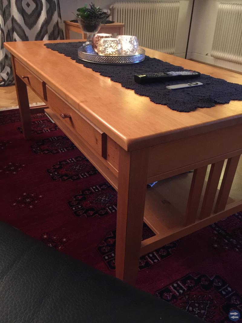 Soffbord+hörnbord