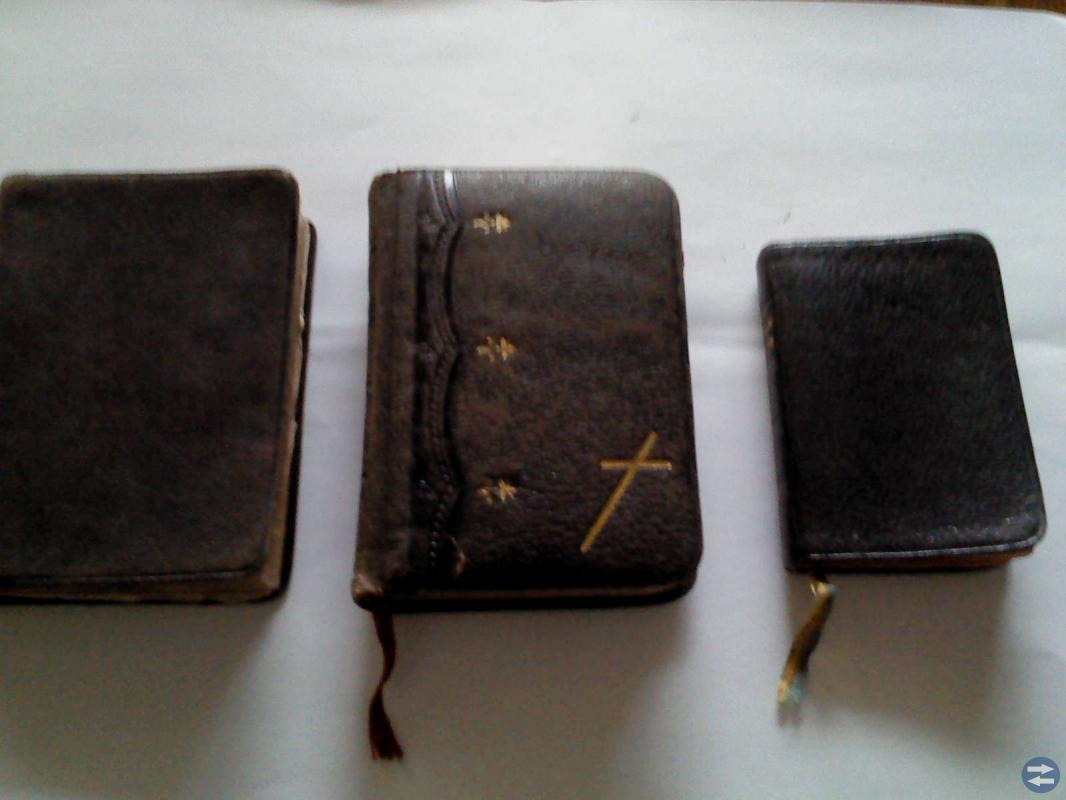 Psalmböcker 50kr/st
