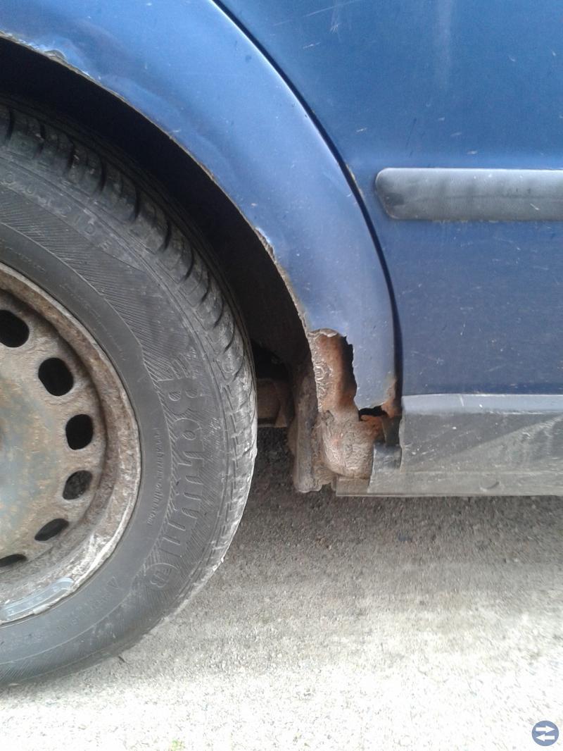 VW passat - 98.