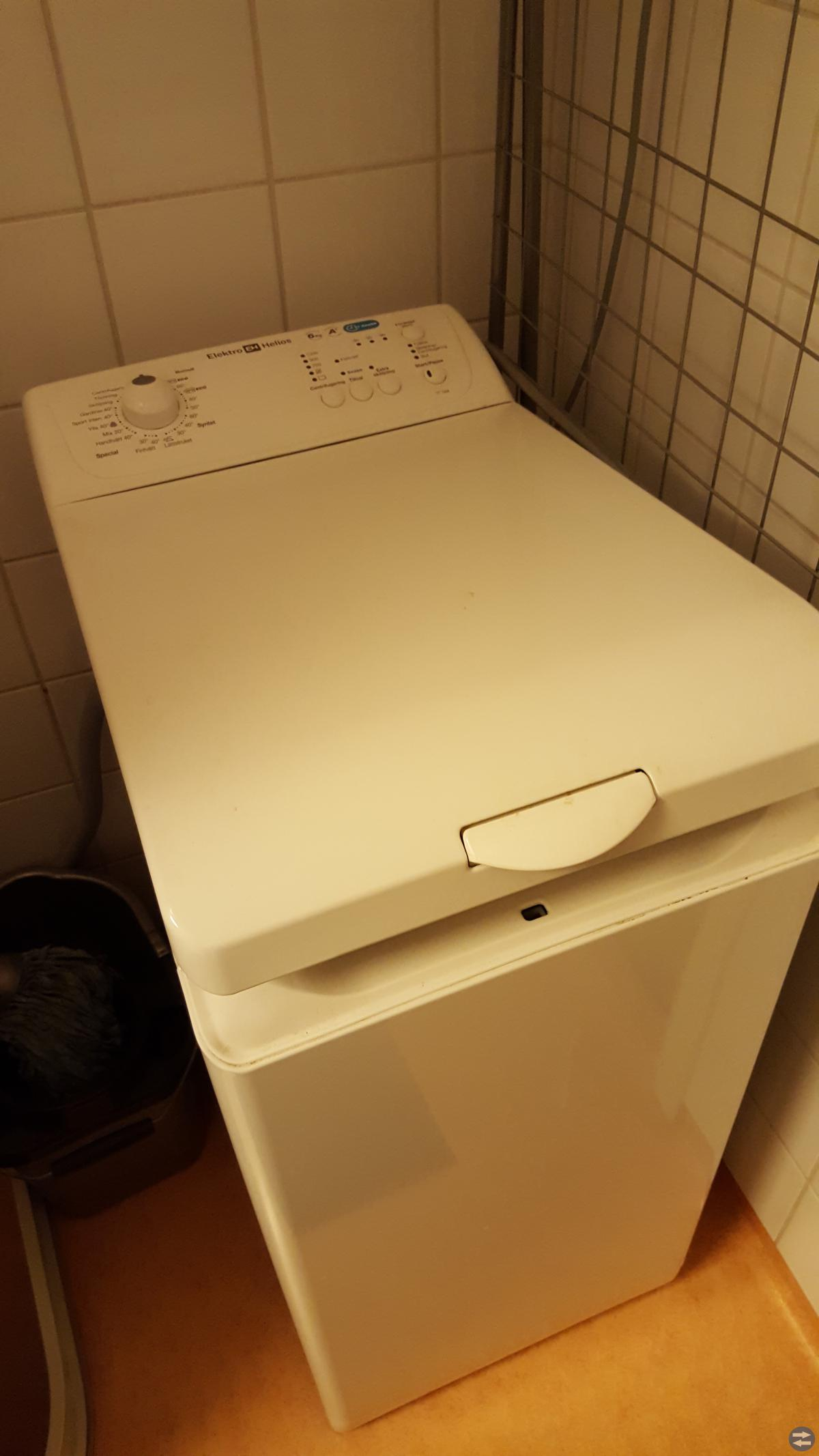 Tvätt maskin