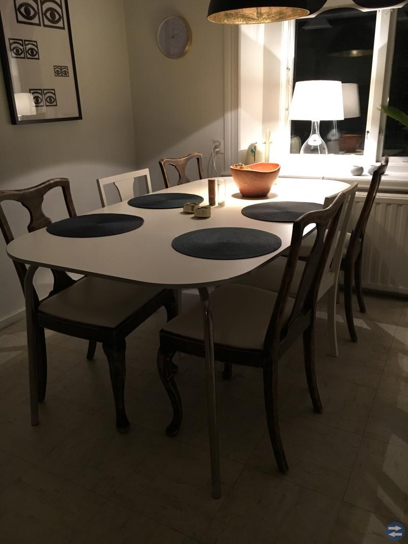 Matbord Möbler& Inredning I Forshaga Med Stolar, Soffa, Soffbord, Tv Bänk, Bord, Byrå, Lampor