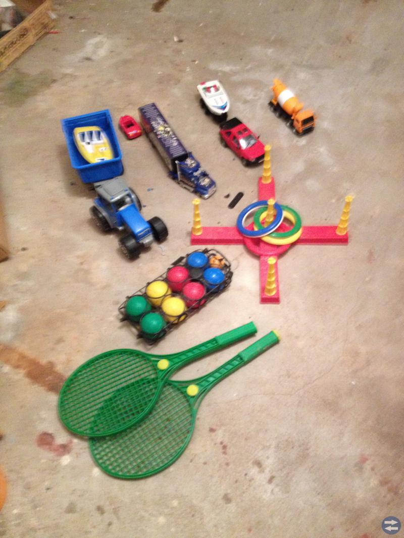 Leksaker