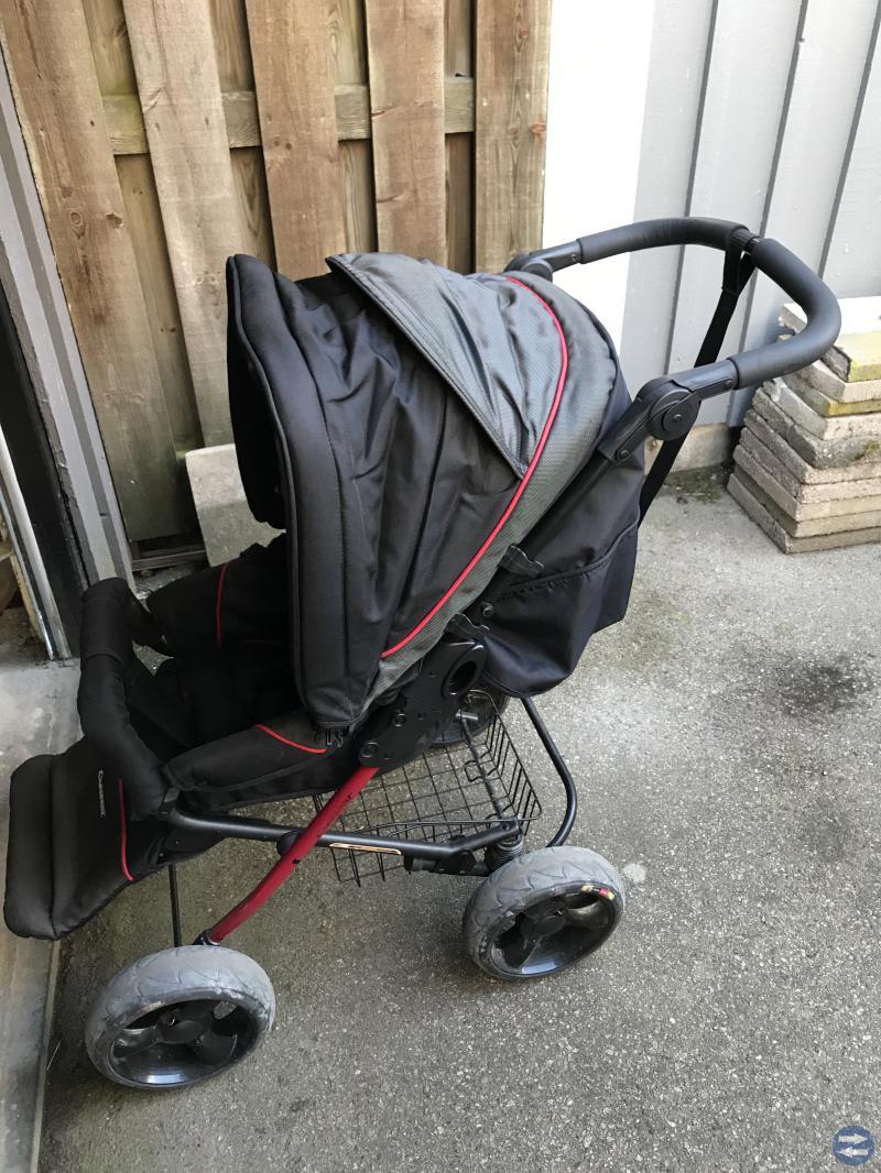 Barnvagn Cresent
