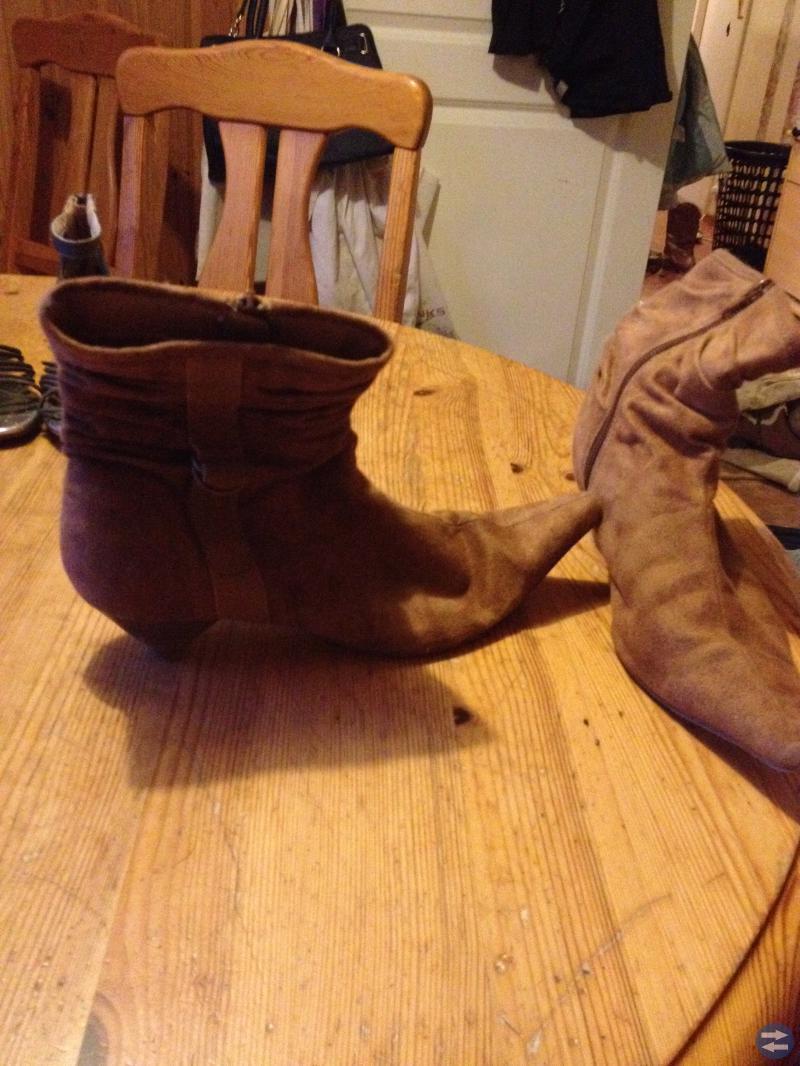 Stövlar,skor