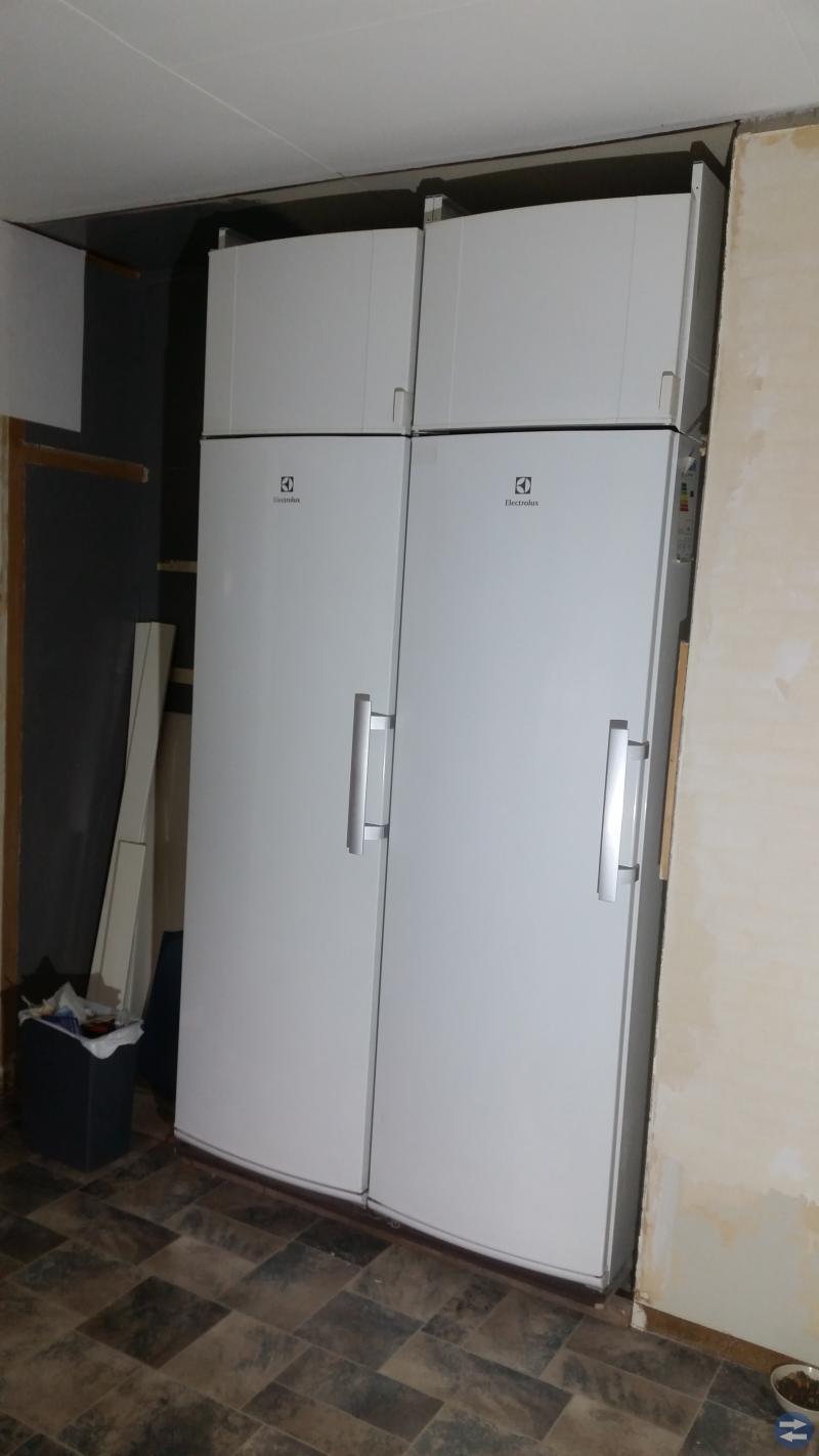 Inredning spis med häll : HushÃ¥llsmaskiner & Vitvaror i SollefteÃ¥ kylskÃ¥p, diskmaskin ...