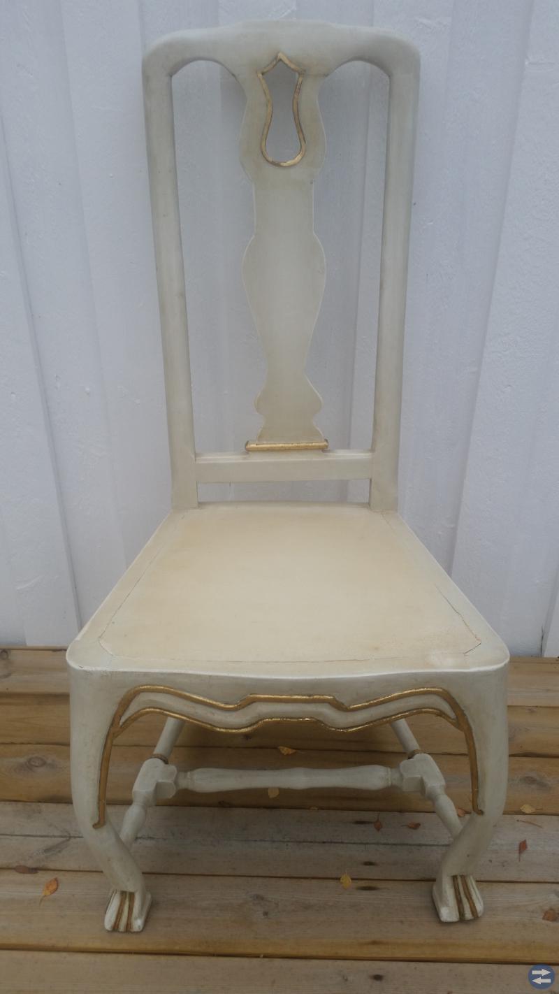 Bondrokoko stol 1700-talet