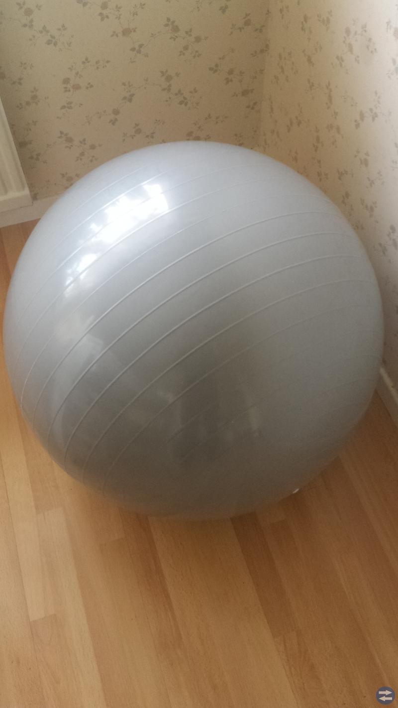 Fitness boll 65cm Nyskick förseglad