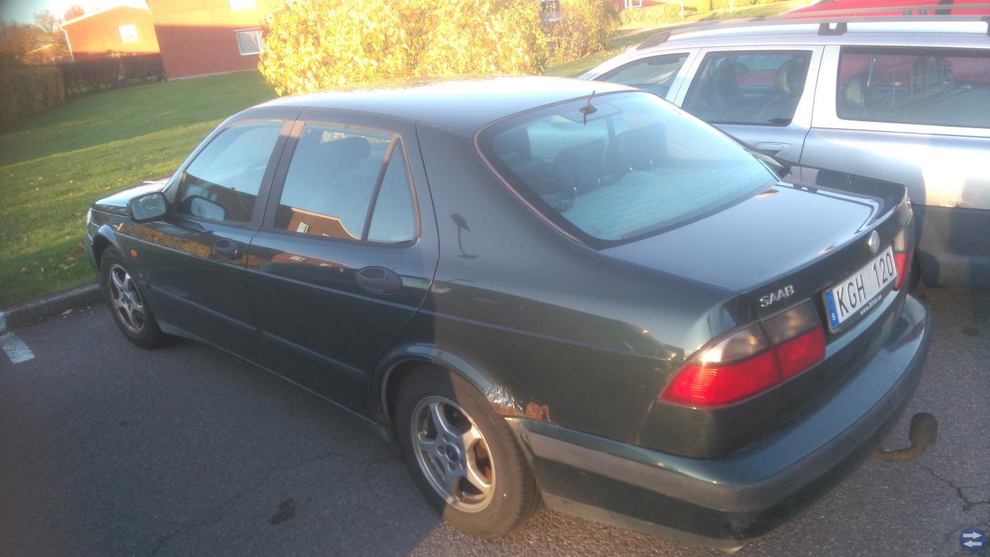 Saab 95 2.3 l sedan 1998
