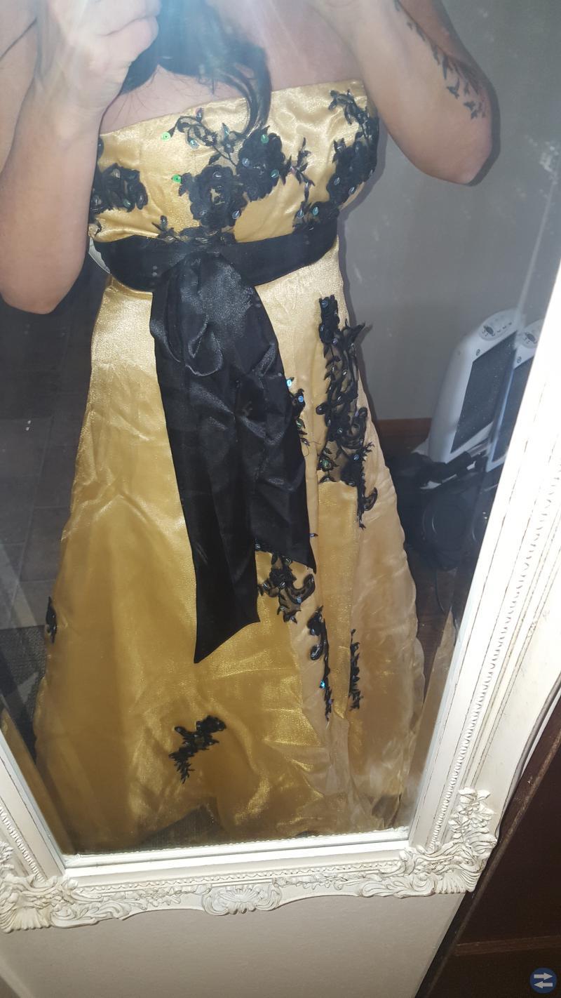 2stk balklänning