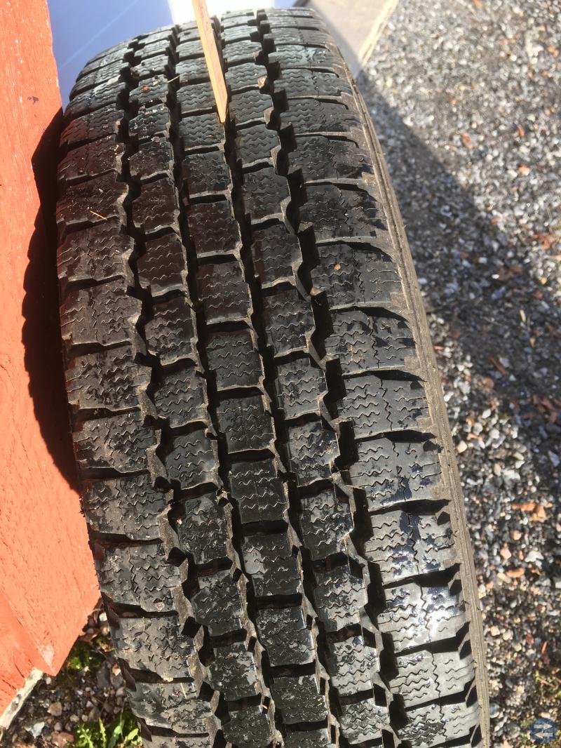 Allround-däck 195x75x16C